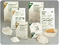 "Tegaderm Hp Transparent 2 3/8"" X 2 3/4"" Dressing"